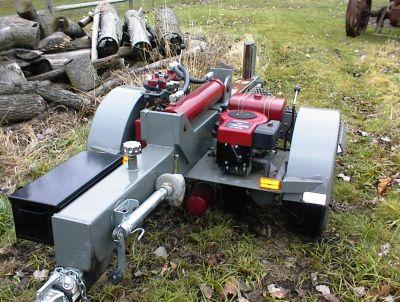 Log Splitter Hydraulic Cyl Length Farmall Cub