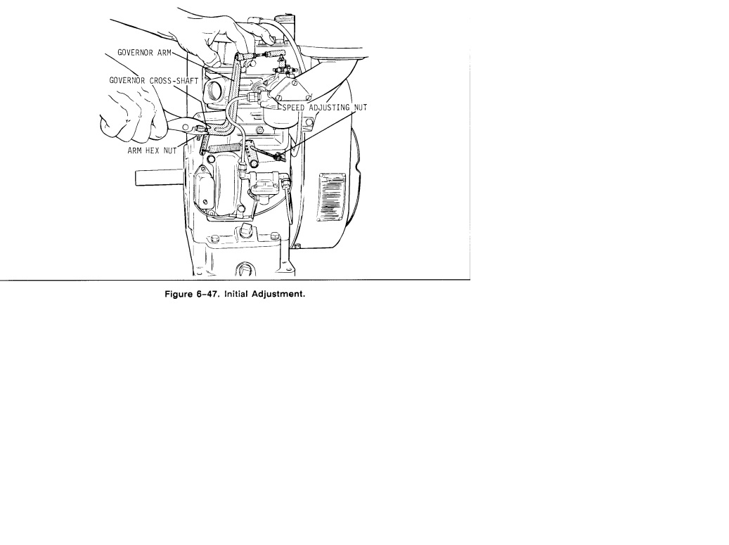 farmall carburetor adjustment