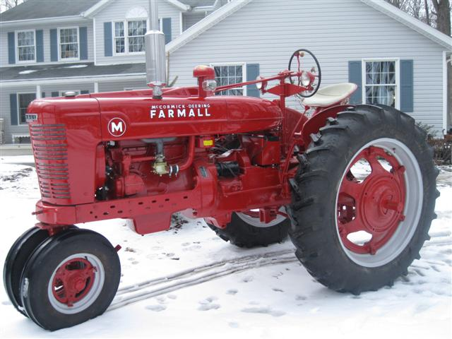 Farmall M Hood : Farmall wiring diagram