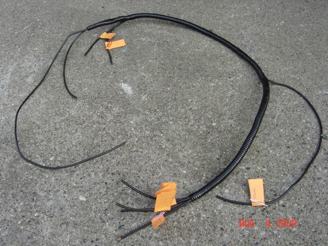 good replacment wiring harness