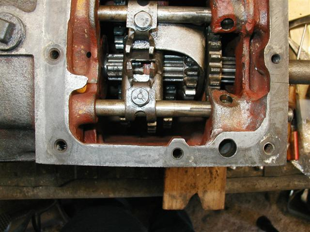 How To Rebuild A Cub Transmission