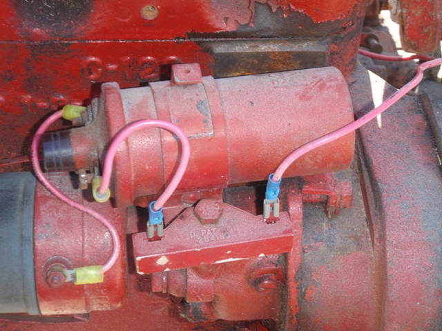sa coil resistor farmall cub a coil made that does not have the external resistor is it rediculously expensive i just hate to add delete wires from a brand new wiring harness