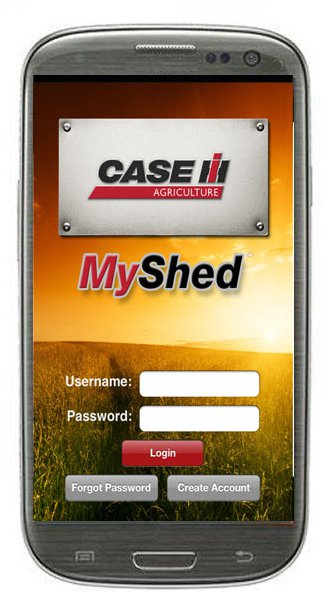 Case ih 39 s my shed app farmall cub for My shed app