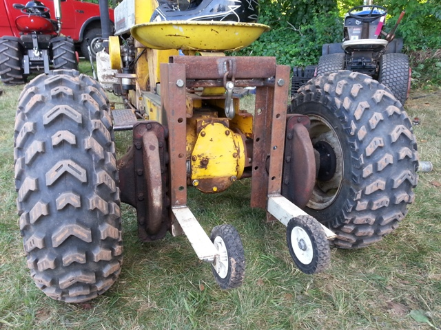 Tractor Puller Clutches : Garden tractor pulls in illinois ftempo