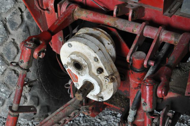 PTO conversion? - Farmall Cub