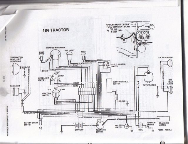 Cub Cadet 154 Lo Boy Wiring Diagram  Cub Cadet Pto Switch Diagram  Cub Cadet 2166 Parts Diagram
